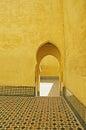 Moroccan Sanctuary Royalty Free Stock Photo