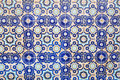 Moroccan tiles Royalty Free Stock Photo