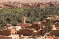 Moroccan village Royalty Free Stock Photo