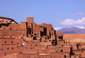 Morocco, Ait Ben Haddou, High Atlas Royalty Free Stock Image