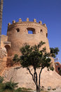 Morocco, Azemmour city walls Royalty Free Stock Photography