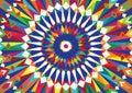 Morocco Colourful Template.