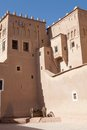 Morocco fortified city Royalty Free Stock Photography