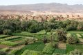 Morocco rural landscape Royalty Free Stock Photo