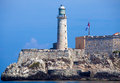 Morro Castle, Havana, Cuba Stock Photos