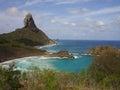 Morro do Pico Royalty Free Stock Photo