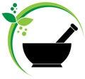Stock Photo Mortar logo