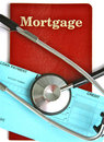 Mortgage Health Royalty Free Stock Image