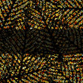 Mosaic abstract background. EPS 8