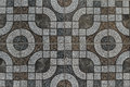 Mosaic Of Colored Marble Backg...