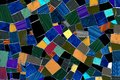 Mosaic colorful suitable as background Stock Photo