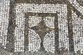 Mosaic details villa adriana in tivoli rome Stock Photography