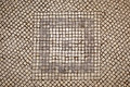 Mosaic Floor Royalty Free Stock Photo