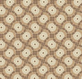 vector mosaic floor, stone background pattern Royalty Free Stock Photo