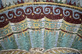 Mosaic at Herculaneum Royalty Free Stock Photo