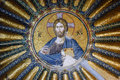 Mosaic of Jesus Christ Royalty Free Stock Photo