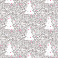 Mosaic pink background with triangles Royalty Free Stock Photos