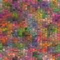 Mosaic seamless and tileable texture background with dimension x px dpi resolution could be used for web print use it to create Royalty Free Stock Images