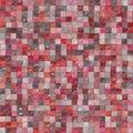 Mosaic tile.