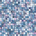 Mosaic Tile Background Royalty Free Stock Photo