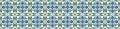 Mosaic tile pattern Royalty Free Stock Photo