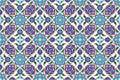 Mosaic tile pattern,islamic motif