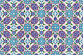 Mosaic tile pattern Royalty Free Stock Photo