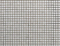 Mosaic tile wall white empty found in bathroom kitchen and swimming pool Royalty Free Stock Photography