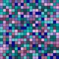 Mosaic tiles texture background Royalty Free Stock Photo