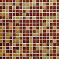 Mosaic wall Royalty Free Stock Photo