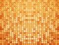 Mosaic wallpaper Royalty Free Stock Images