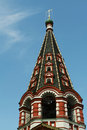 Moscow church Stock Photography