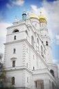 Moscow Kremlin. Ivan the Great Bell tower. Stock Images