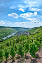 Mosel river Germany Royalty Free Stock Photography
