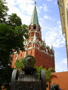 Moskau kremlin inside Royalty Free Stock Photo