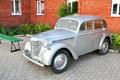 Moskvitch Foto de Stock Royalty Free