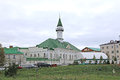 Mosque Al-Marjani in Kazan Royalty Free Stock Photo