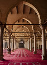 Mosque of Amr Ibn Al-Aas Royalty Free Stock Photo