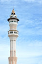Mosque baitul izzah tarakan indonesia Royalty Free Stock Photography