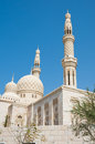 Mosque in Dubai Stock Photography