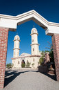 Mosque gate Royalty Free Stock Images
