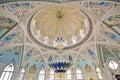 Mosque interior qulsharif in kazan russia Stock Photos