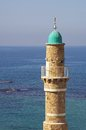 Mosque in Jaffa, Tel Aviv Royalty Free Stock Photo