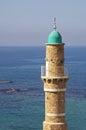 Mosque in Jaffa, Tel Aviv Royalty Free Stock Photo