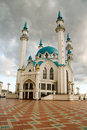 Mosque. Kazan Stock Photos