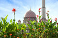 Mosque Malaysia Royalty Free Stock Photography