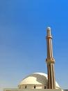Mosque minaret in erbil Stock Images
