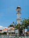 The 1801 mosque named Masjid Capitan Keling, Georgetown, Penang, Malaysia