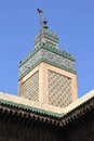 Mosque in old medina of fes morocco photo background kairaouine Stock Photo