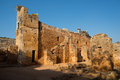 Mosque ruined of Chellah necropolis. Rabat. Morocco. Royalty Free Stock Photo